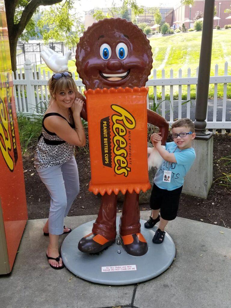 FAMILY VACATION AT HERSHEY PARK