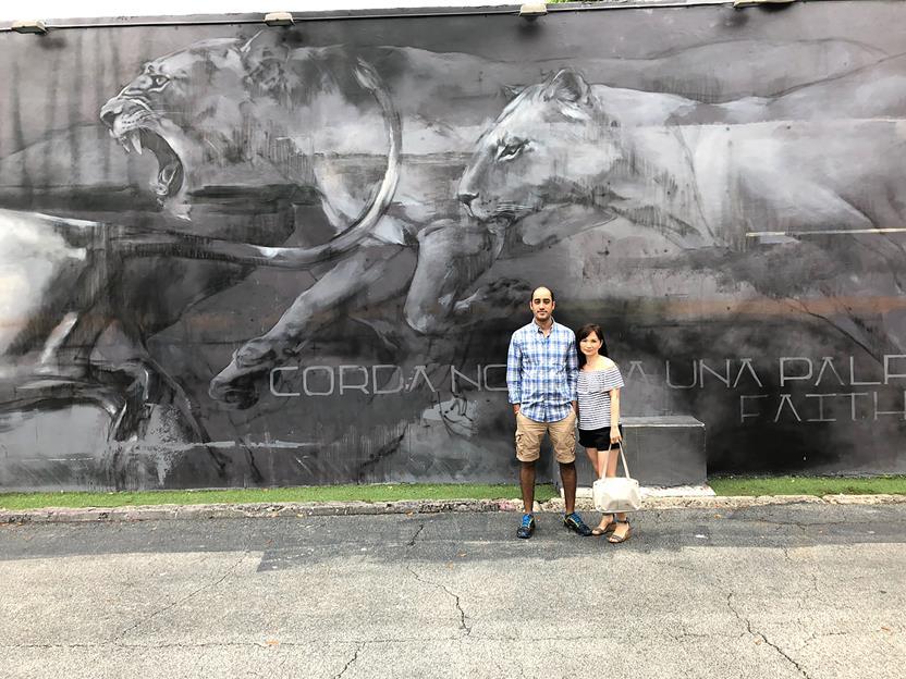 WYNWOOD GRAFFITI IN MIAMI