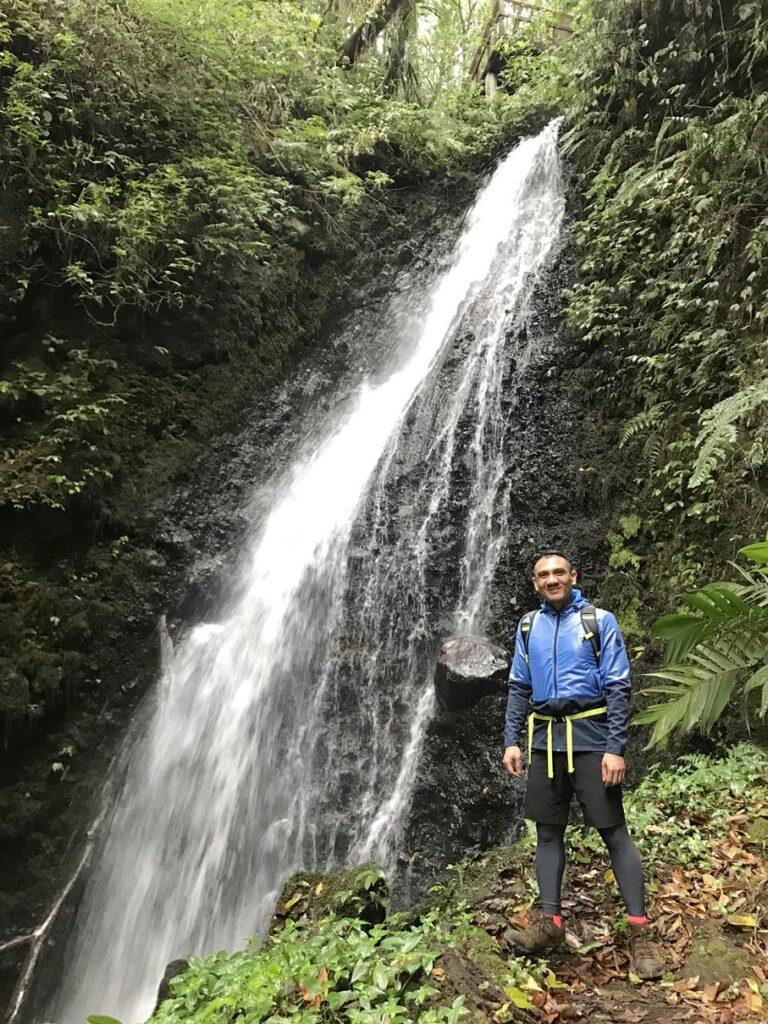 HIKING IN PANAMA