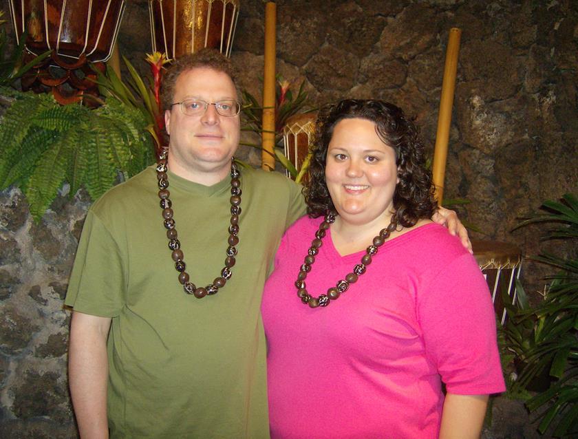 WE WERE MARRIED IN HAWAII