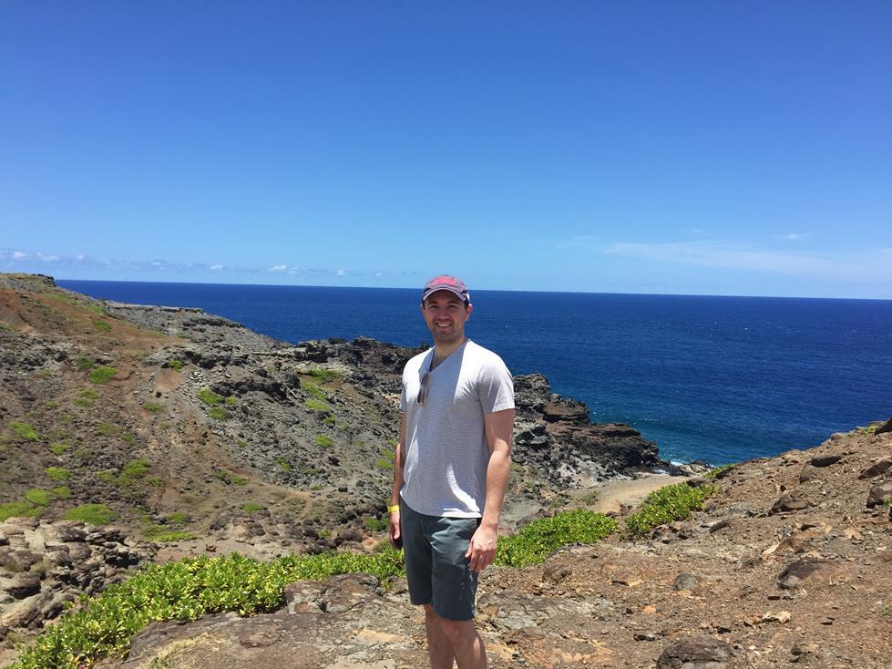 HAWAII WAS SPECTACULARLY BEAUTIFUL