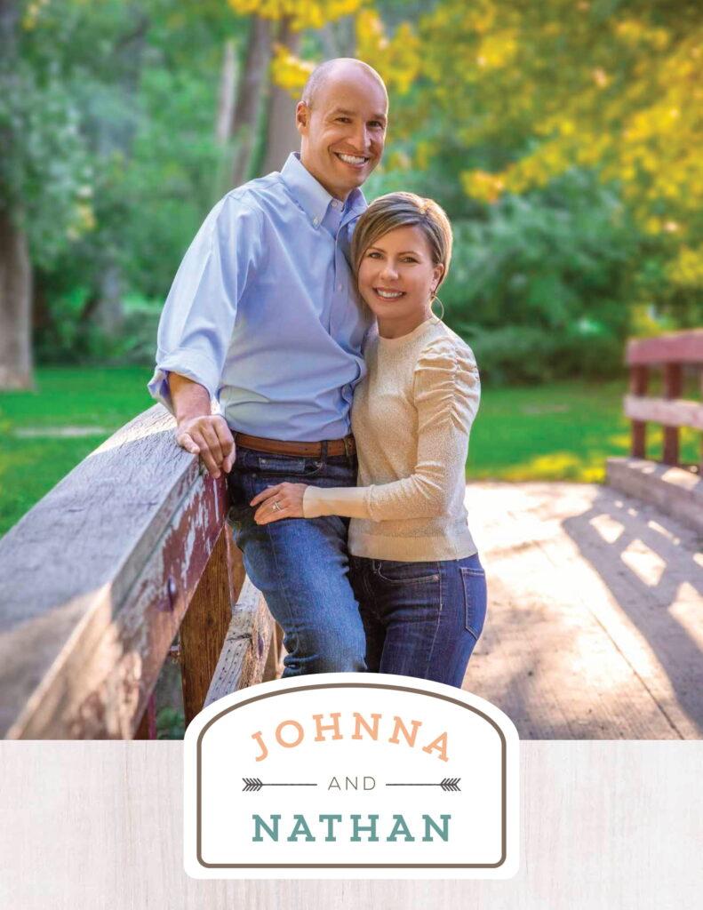 Johnna and Nathan