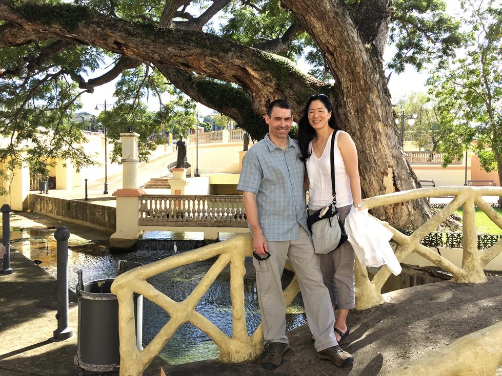 Visiting Aguadilla, Puerto Rico