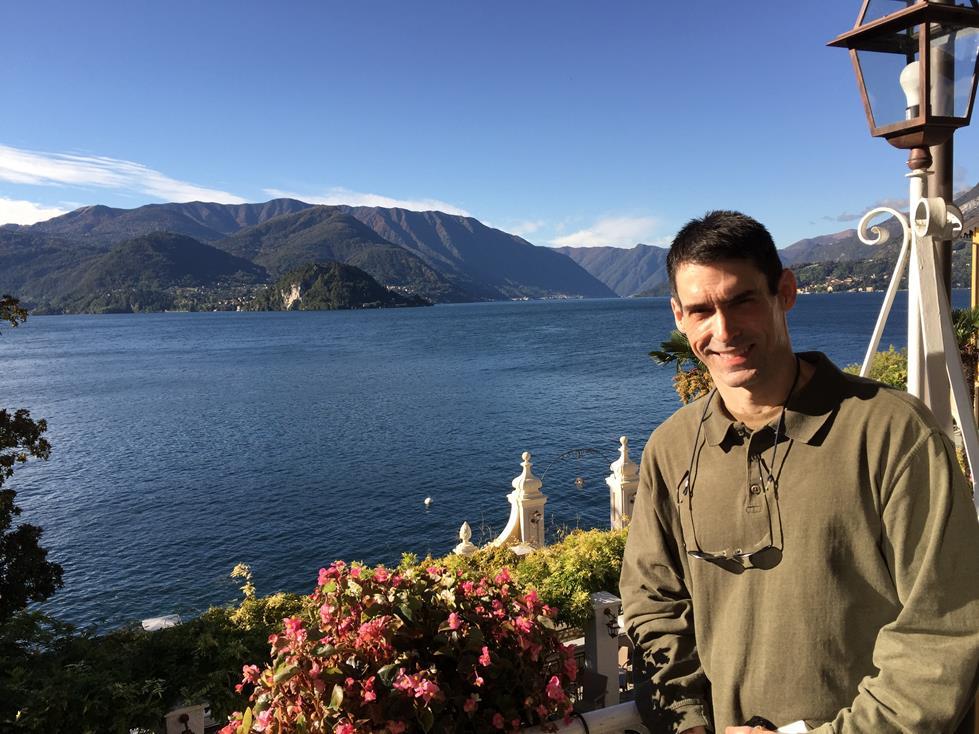 Visiting Lake Como, Italy