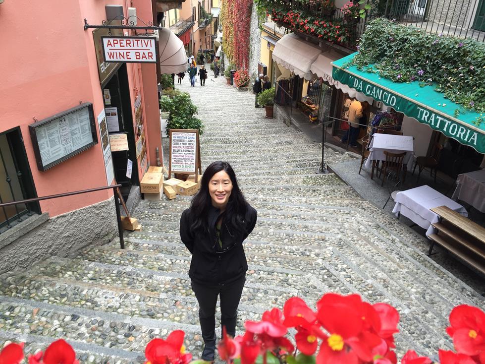 Visiting Bellagio, Italy