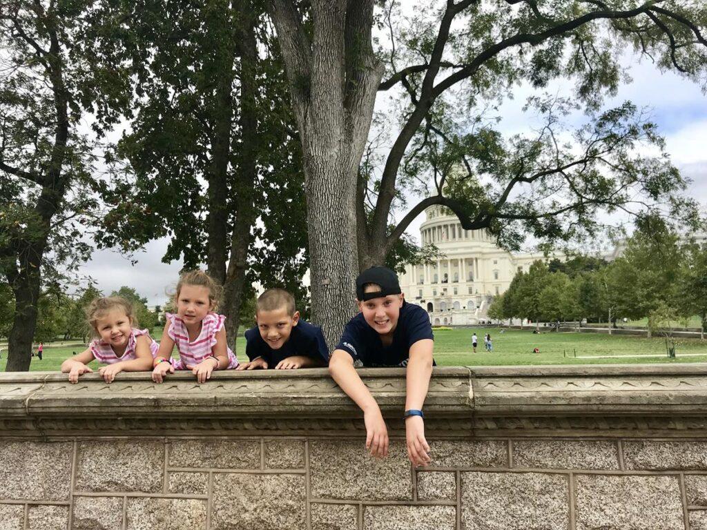 WASHINGTON, DC TRIP