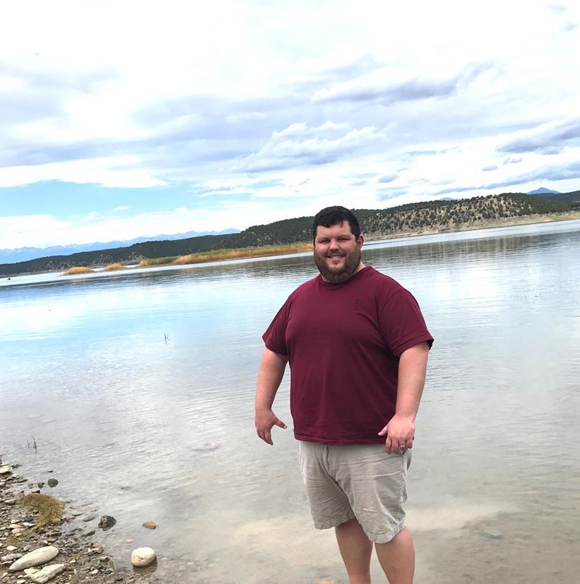 Exploring Colorado lakes