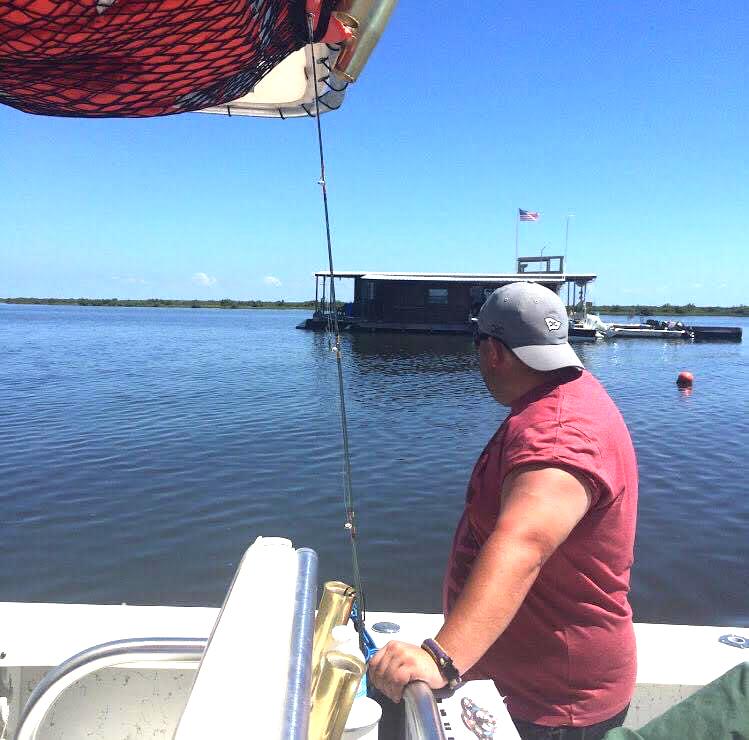 Marc deep sea fishing