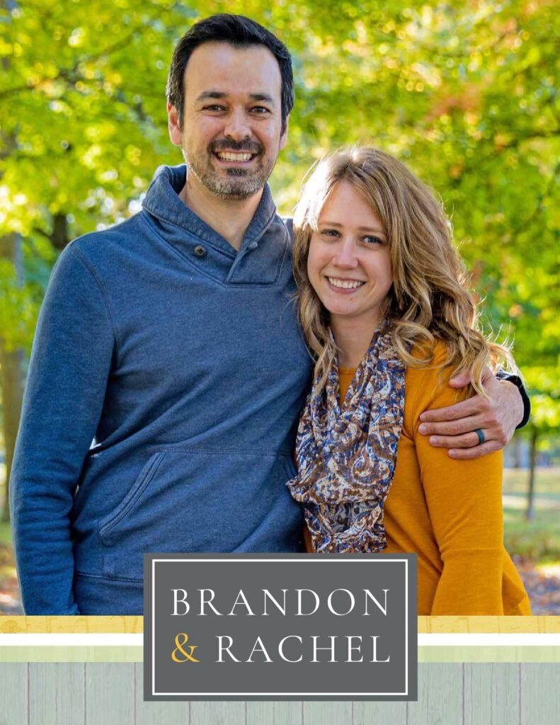 Brandon & Rachel