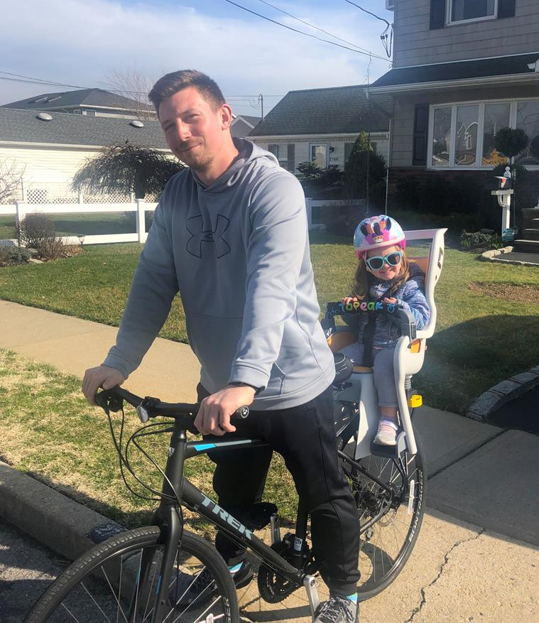 READY FOR A BIKE RIDE