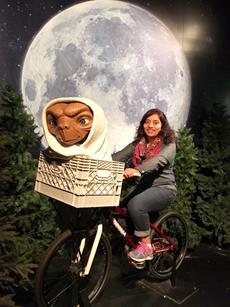E.T. LET'S GO HOME